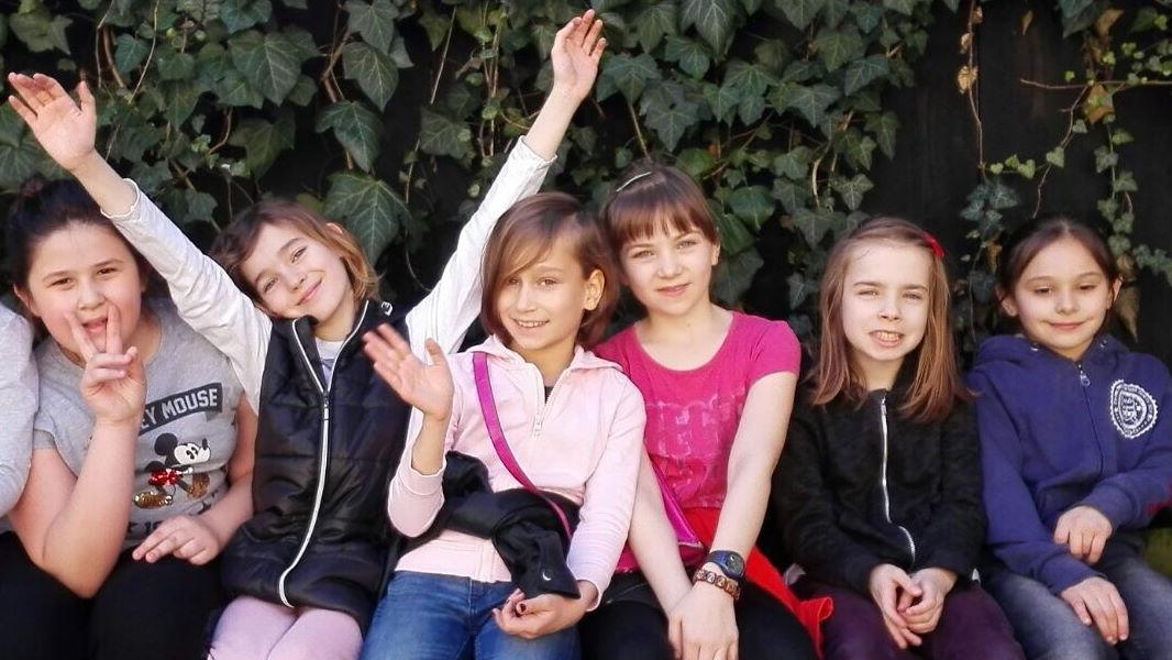 Djevojcice